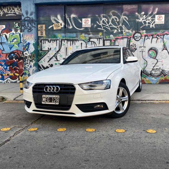 Audi A4 1.8 Attraction Techo Cuero Mmi Gps