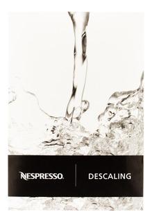 Kit Original De Limpieza Y Descalcificación Nespresso