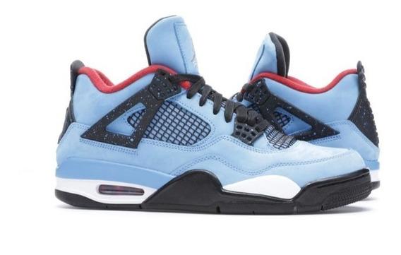 Nike Jordan 4 Retro Travis Scott Cactus Jack