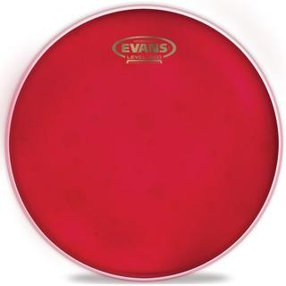 Parche Hidraulico Rojo Doble Capa 10 Pulgadas Evans Tt10hr
