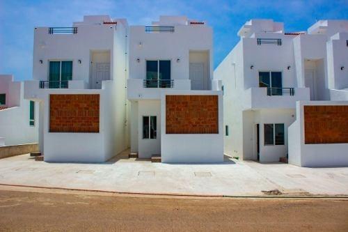 Venta Condominio Duplex En Montemar, Playas De Rosarito, B.c.