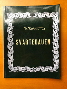 Livro Theodor Kittelsen Svartedauen Burzum Black Metal