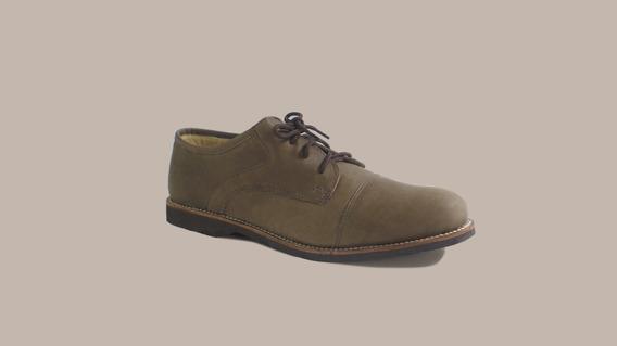 Sapato Sem Gênero Oliva - João De Barro