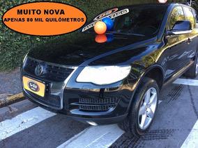 Volkswagen Touareg 3.6 V6 / Automático 2009 Preto