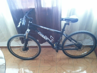 Bicicleta Giant Iguana Disc Rin 26 Talla 17 400 Verdes