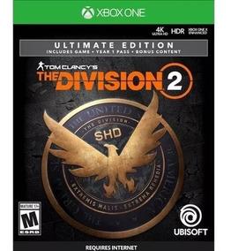Tom Clancys The Division 2 - Edição Ultimate. 25 Dígitos