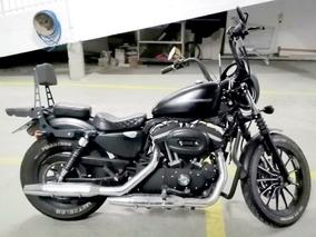 Harley Davidson Xl 883n Iron - Linda Moto!