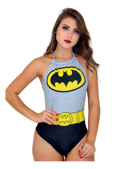 Body Super Heróis Mulher Maravilha,batman,supergirl. Ref:127