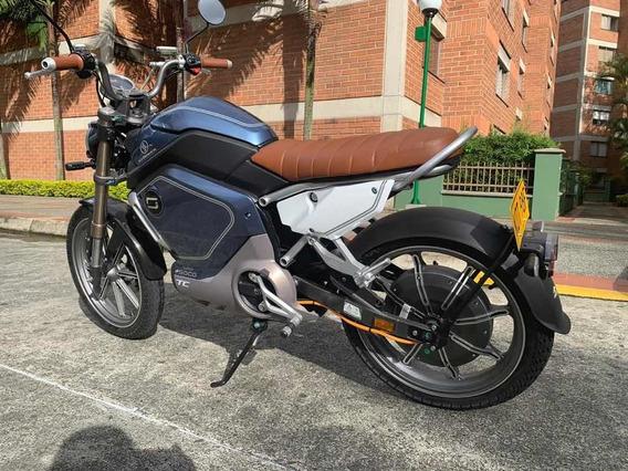 Starker Super Soco Tc1900 Moto Electrica