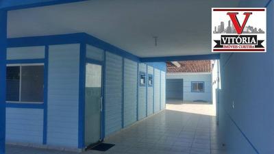 Casa Com Edicula, À Venda, Princesa Do Mar, Itapoá - Ca0528. - Ca0528