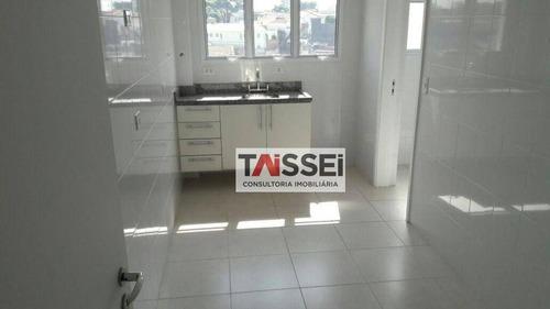 Imagem 1 de 24 de Apartamento Com 2 Dormitórios Para Alugar, 63 M² Por R$ 2.500,00/mês - Vila Dom Pedro I - São Paulo/sp - Ap8432