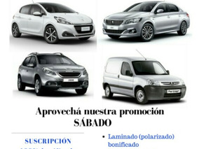 Peugeot - Autoplan (d) Hoy Cumplir Tu Sueño Depende De Vos!