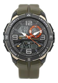 Reloj Mistral Gadg-8766-03 Ag Of Local Barrio Belgrano