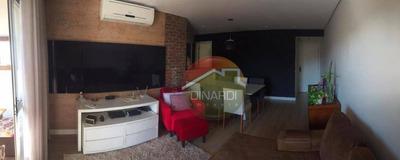 Apartamento Com 3 Dormitórios À Venda, 117 M² Por R$ 480.000 - Jardim Palma Travassos - Ribeirão Preto/sp - Ap10842