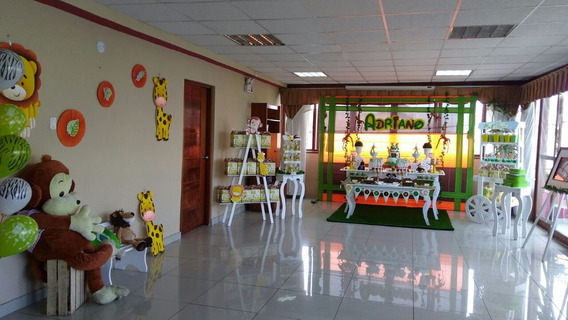 Alquilo Local P/ Baby Shower, Fiestas Infantiles -miraflores