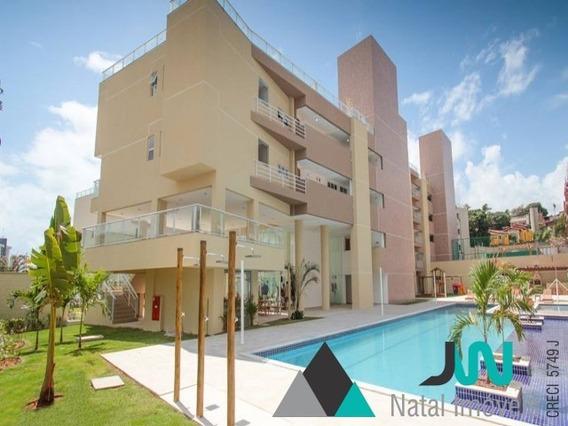 Venda De Apartamento Na Praia De Pirangi, Com 3 Quartos E Ótima Localização, A Poucos Metros Da Praia _ Pirangi Villas - Ap00181 - 33729603