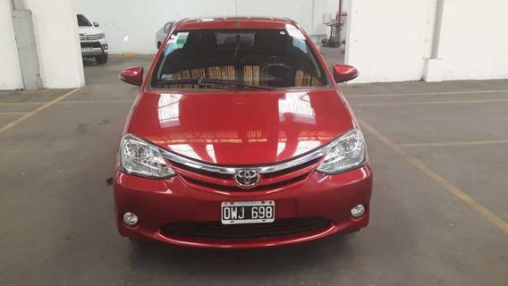 Toyota Etios Xls 5 P Mt Lm