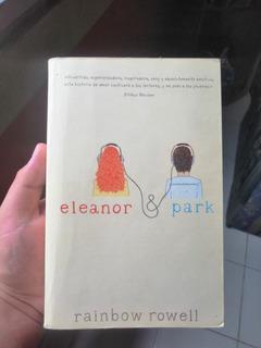 Libro Eleanor & Park De Rainbow Rowell, Semi Nuevo.