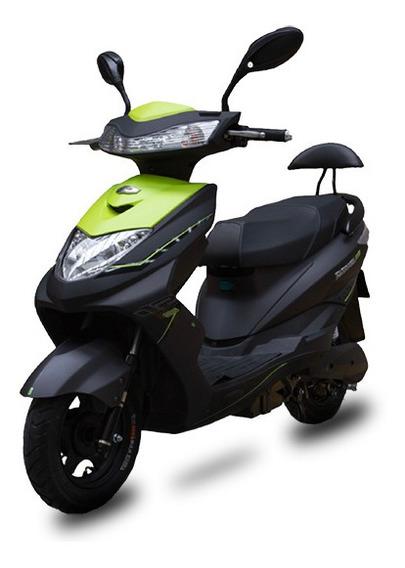 Moto Electrica Aima Bosh S3 Verde Envios Nacionales