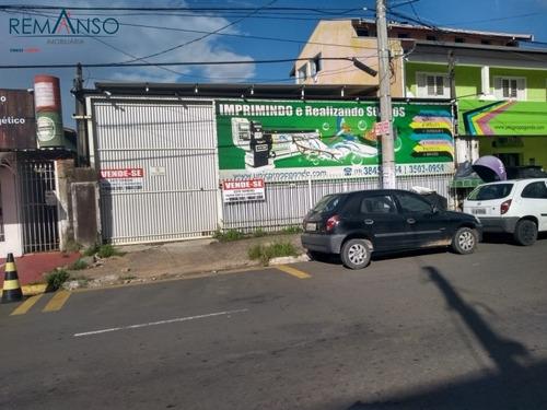 Imagem 1 de 6 de Galpão Comercial - 201923