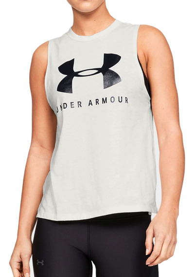 Remera Under Armour Training Sportstyle Graphic Mujer Mf