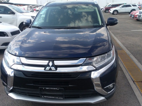 Mitsubishi Outlander Siete Pasajeros