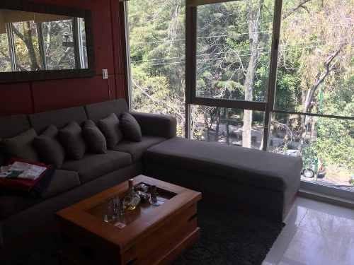 Departamento En Renta Corredores , Country Club Churubusco