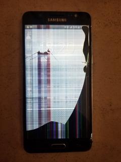 Samsung Sm-j510mn Para Reparar Solo Pantalla Estrellada