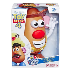 Toys Story 4 Mr Potato Head Woody - Hasbro E3068