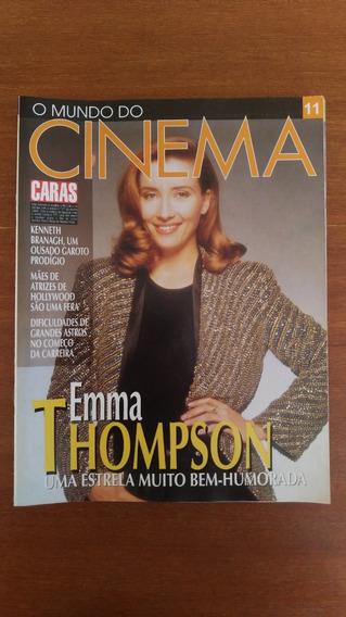 Revista O Mundo Do Cinema N° 11 Emma Thompson Caras