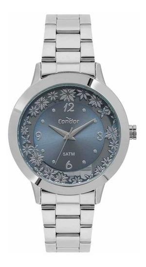 Relógio Condor Feminino Fashion Prata Co2039bg/3a