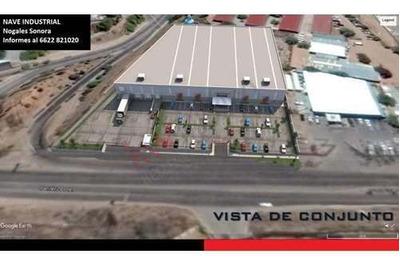 Se Renta Nave Industrial En Nogales