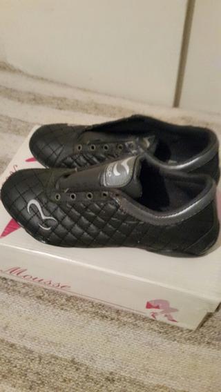 Zapatillas N 35 Dama
