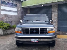 Ford Bronco 4x4 F/i Elite