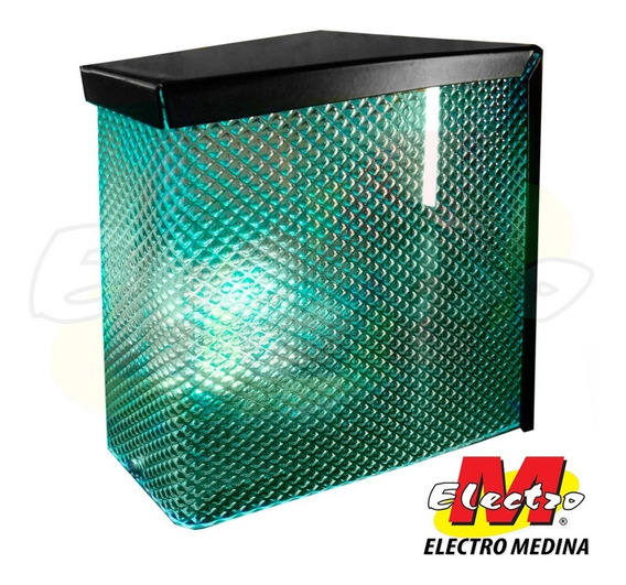 Semáforo Electrónico 24 Led Garage Sonido Electro Medina