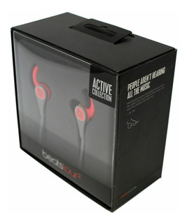 Audifonos Beats Tour 2 Dr Dre In Ear Head Active Original