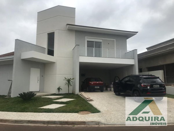 Casa Sobrado Em Condomínio Com 4 Quartos - 3454-l
