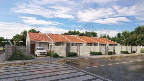 Casa Para Venda Em Ponta Grossa, Boa Vista, 2 Dormitórios, 1 Banheiro, 1 Vaga - _1-1839916