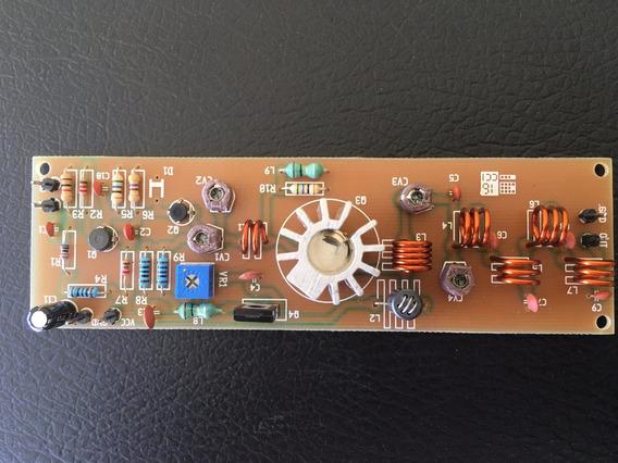 Amplificador Rf Fm 2w P/transmisor Veicular E Pll Até 300mw