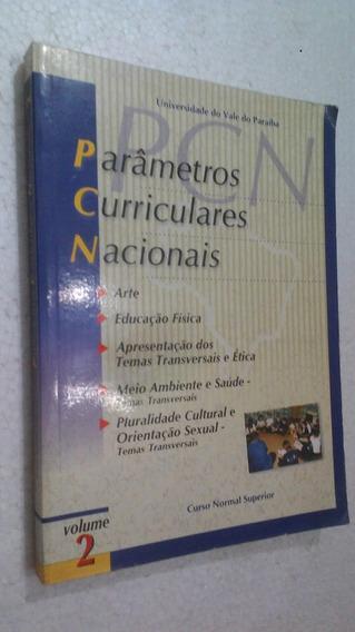 Livro Pcn Parametros Curriculares Nacionais Un Vale Paraiba
