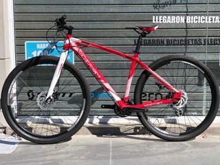 Bicicleta Vikingx Ultra Rod 29 Con Horquilla Rigida