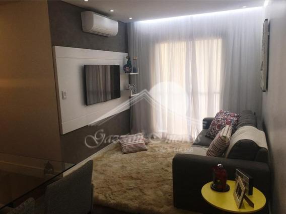 Apartamento Para Venda Em São Paulo, Vila Primavera, 2 Dormitórios, 1 Suíte, 1 Banheiro, 1 Vaga - G0604