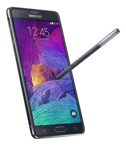 Samsung Galaxy Note 4 N910c Anatel Impecavel Clear Protectiv