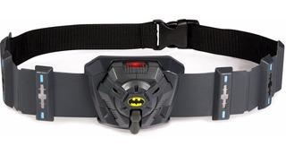 Cinturon Spy Gear De Batman Con Alarma Sensor De Movimiento