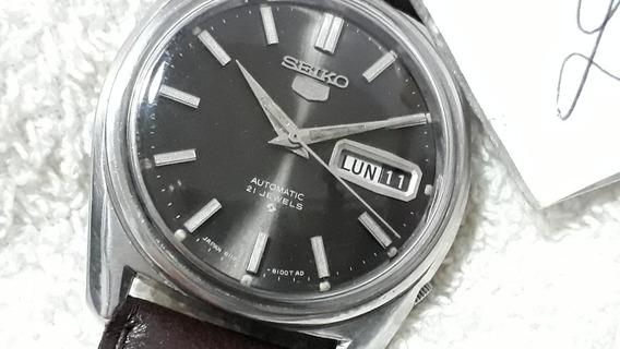 Relógio Seiko 6119, Masculino - Anos 70 - Lindo !