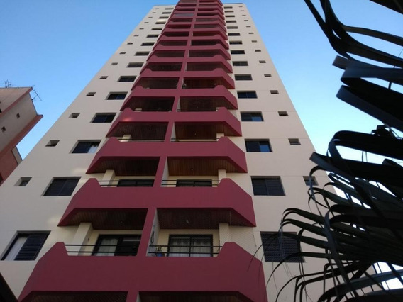 Apartamento À Venda, 2 Quartos, 1 Vaga, Tatuapé - São Paulo/sp - 429