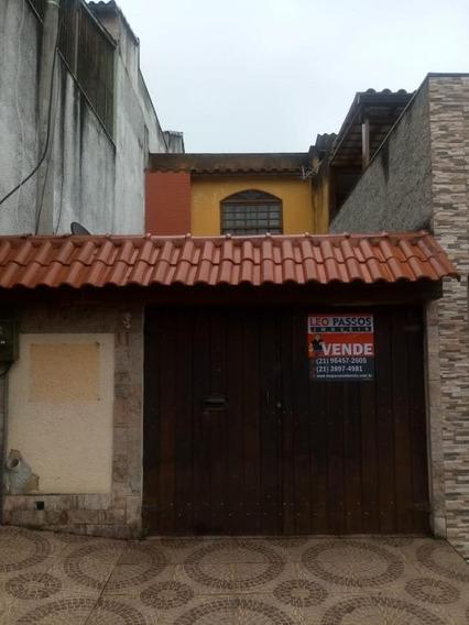 Casa Para Venda Em Duque De Caxias, Vila Itamaraty, 2 Dormitórios, 2 Banheiros, 1 Vaga - Lp 62.1_1-1524295