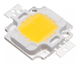 Kit 40 Chip Super Power Led 10w 9v-12v Branco