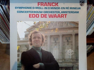 Franck. Sinfonía En Re Menor. Edo De Waart