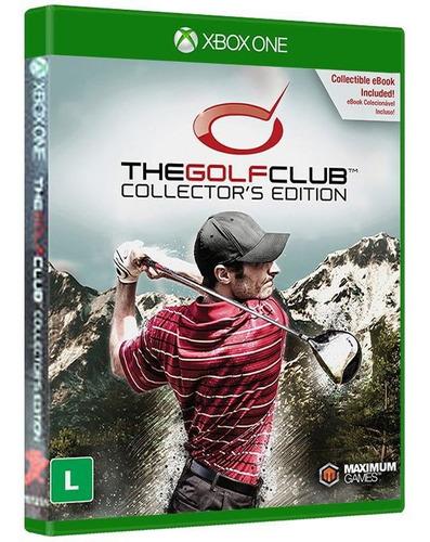 Imagem 1 de 7 de The Golf Club Collectors Edition Xbox One - Jogo Lacrado